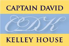 Captain David Kelley Logo | Captain David Kelley House Bed & Breakfast, Cape Cod