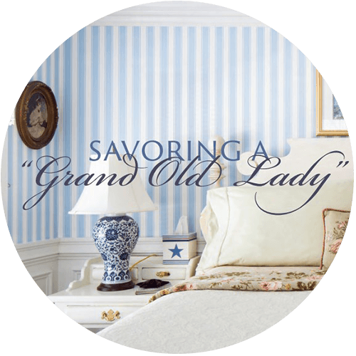 Savoring A Grand Old Lady | Captain David Kelley House Bed & Breakfast, Cape Cod