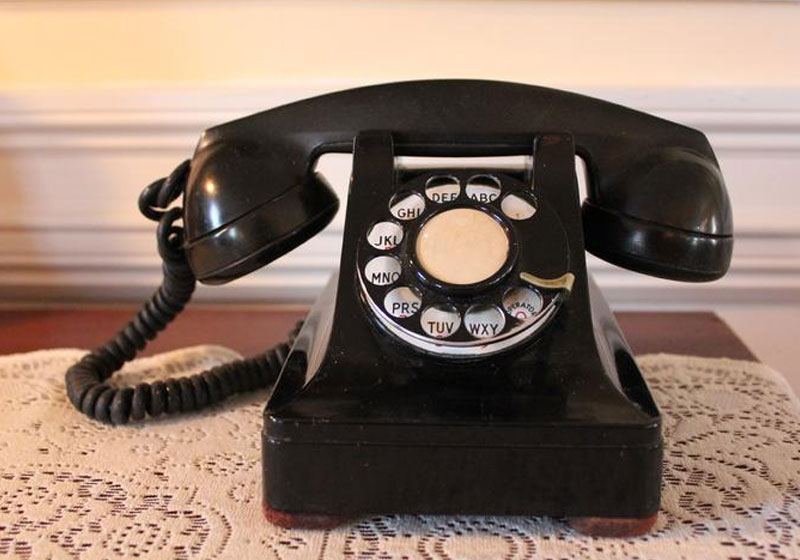 Telephone | Captain David Kelley House Bed & Breakfast, Cape Cod