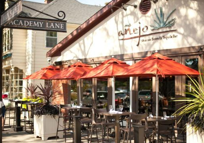 Anejo Mexican Bistro & Beechtree Taqueria | Captain David Kelley House Bed & Breakfast, Cape Cod