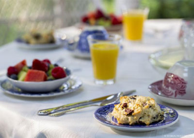 Breakfast | Captain David Kelley House Bed & Breakfast, Cape Cod