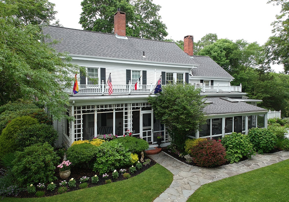 Captain David Kelley Front House | Captain David Kelley House, Centerville, MA