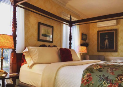 The Patience Bedroom | Captain David Kelley House in Cape Cod Massachusetts