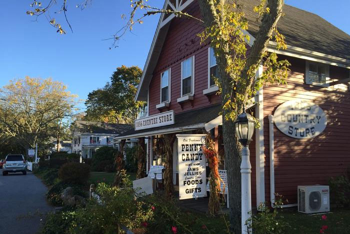 Country Store | Captain David Kelley House in Cape Cod Massachusetts