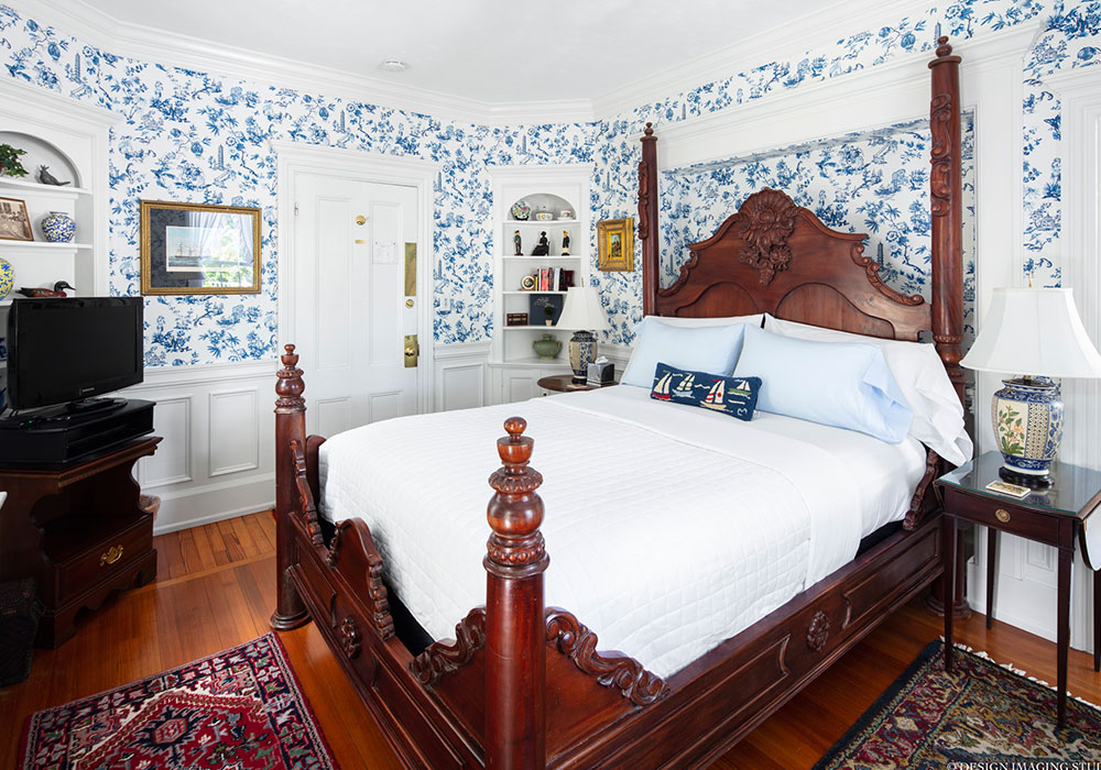 The Captain Baker Room | Captain David Kelley House Bed & Breakfast, Cape Cod