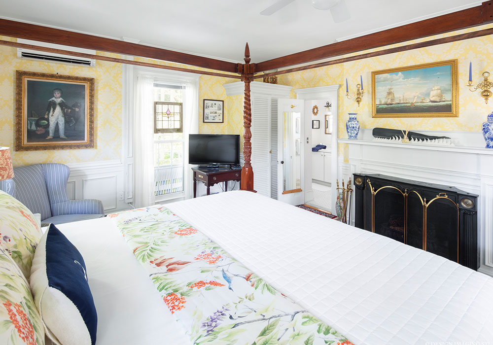 The Captain Kelley Room | Captain David Kelley House Bed & Breakfast, Cape Cod