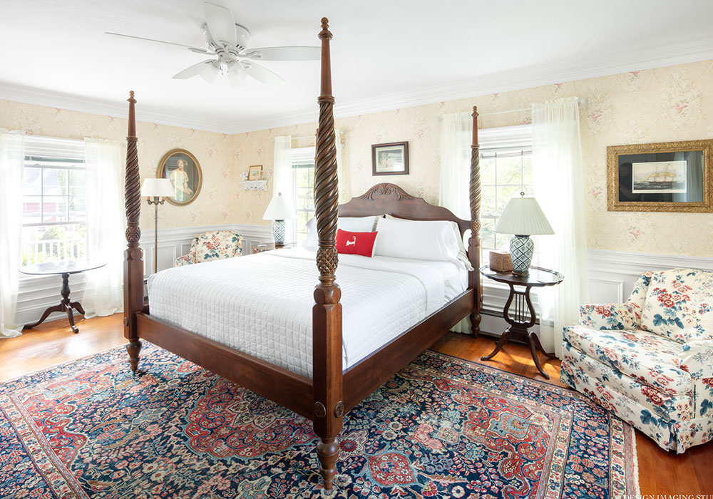The Patience Room | Captain David Kelley House Bed & Breakfast, Cape Cod