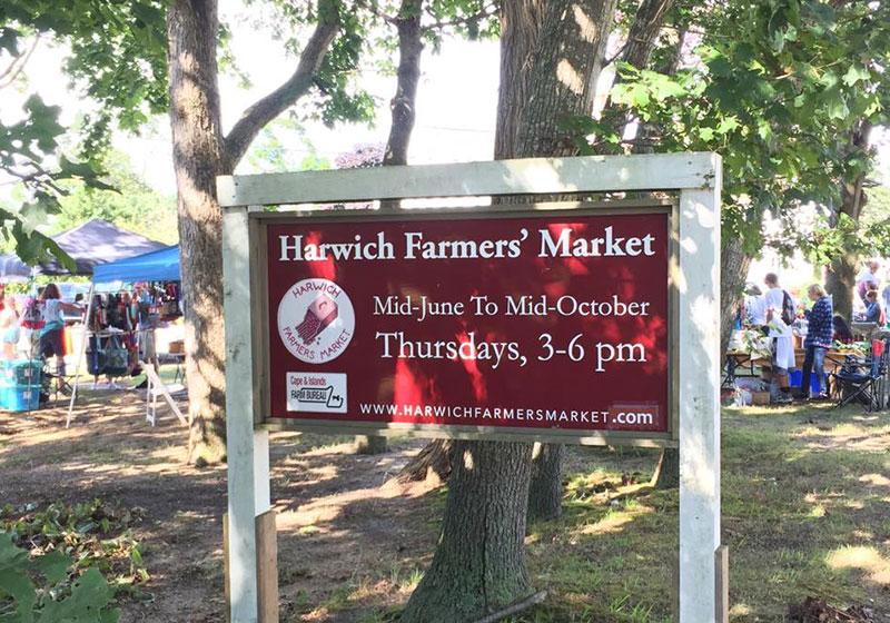 Harwich Farmers' Market | Captain David Kelley House Bed & Breakfast, Cape Cod