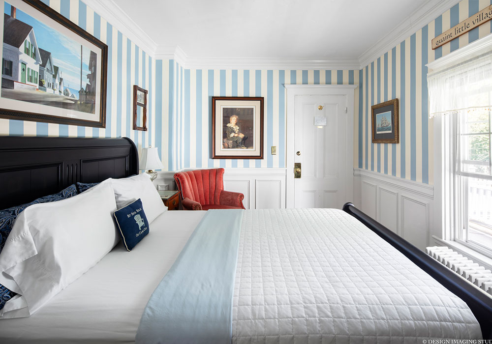 The Alexander Two Bedroom Suite | Captain David Kelley House Bed & Breakfast, Cape Cod