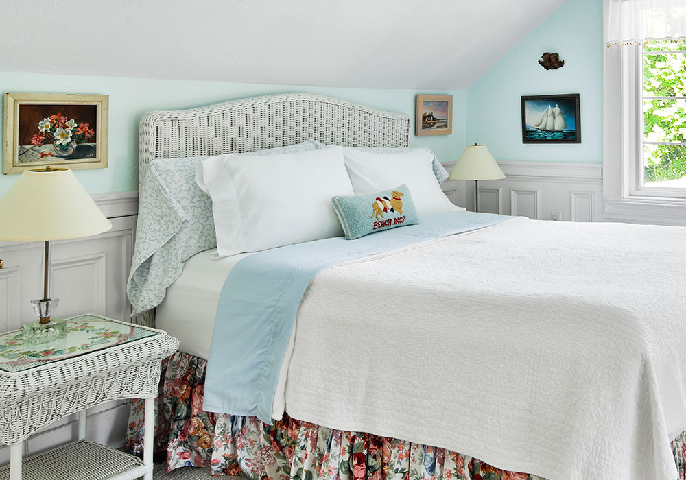 The Phebe Room | Captain David Kelley House Bed & Breakfast, Cape Cod